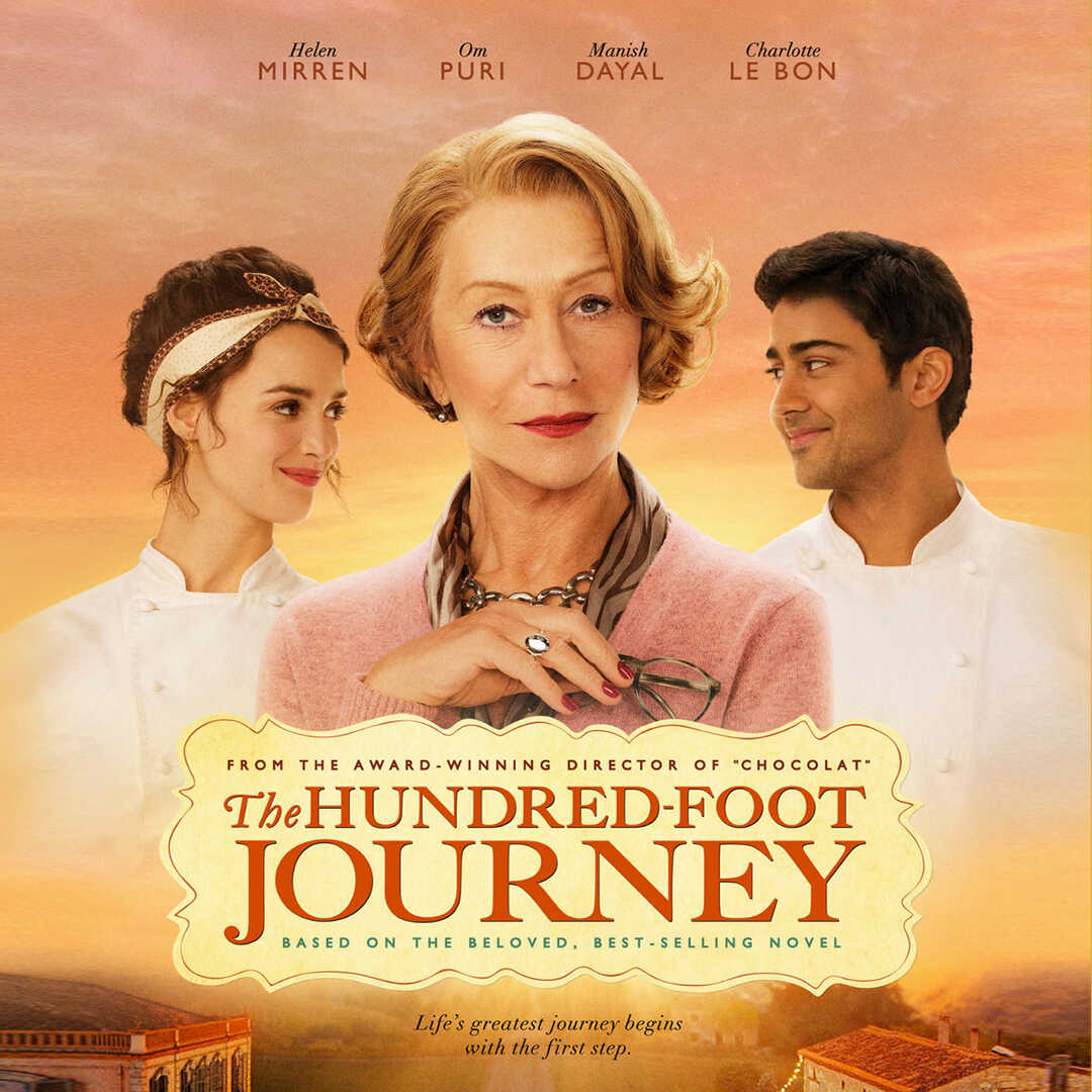 The Hundred-Foot Journey (Aşk Tarifi) resmi